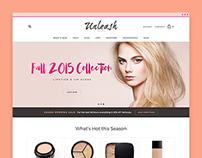 Unleash Cosmetics –Volusion Client