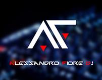 "Monogram for ""Alessandro Fiore dj"""
