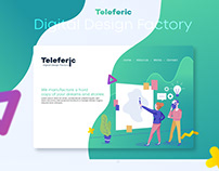 Teleferic Digital Design Factory