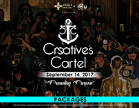 Creative's Cartel Fashion Show Deck - 2017