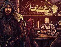 Ser Winter banner