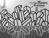 TAPE ART BLOCKS // FLYING STEPS ACADEMY BERLIN