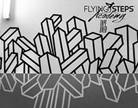 TAPE ART BLOCKS // FLYING STEPS ACADEMY BERLIN