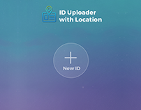 ID Uploader with Location
