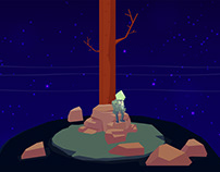 Thinking Low Poly