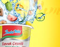 Indomie Cup Noodles
