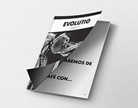 Editorial design black@white