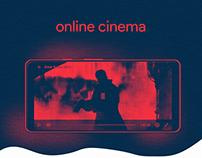 Mobile Online Cinema Designed for Humans