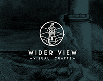 Wider View | Brand Design