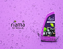 Redesigning Fiama Di Wills Shower Gel Packaging