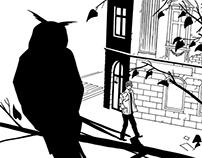 Dom Żałoby #8 (2013) - comic book