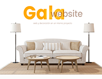 Gala Website version 3.0