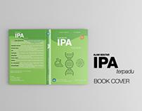 Book Cover IPA Terpadu (science) Redesign
