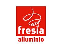 FRESIA ALLUMINIO - Immagine coordinata