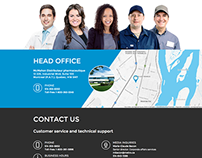McMahon Pharma Corporate Microsite