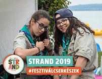 Strand 2019 #fesztiválcserkészek photos