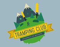 Tramping Club Logo