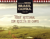 Institucional - Doces Brasil Caipira