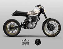 XT600 Design.