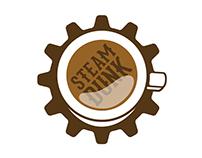 Steam Dunk Restaurant Identity