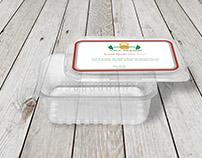Adesivo para embalagem de plástico