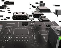 PCB animation