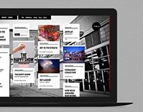 MOCA Website Redesign