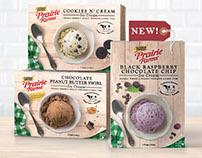 Prairie Farms Ice Cream Packaging