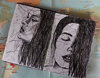 Sketchbook / Diário Visual