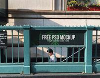 Advertising Mcokup