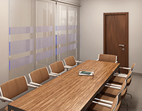 Ministry of Justice - CEO Meeting Room (Angola)