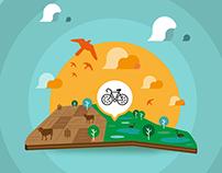 Oasi a pedali | App