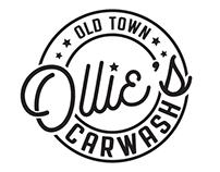 Ollie's Carwash Logo