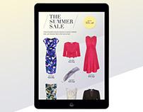 eCommerce fashion emails