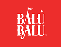 Balu Balu naming and logo