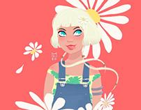 Flority girl