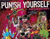 PUNISH YOURSELF - PINK PANTHER PARTY (2010)