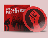 Heavy Rotation Album Art 3/17