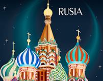 Rusia vector