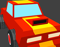 CAR PROJECT FOR 3D GAMES
