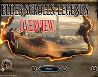 The Elder Scrolls: Legends - Overview