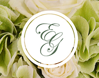 Wedding visual identity // E&G
