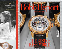 Robb Report Singapore, June 2016
