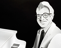 Dave Brubeck for the New York Times Magazine