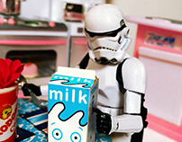 The daily life of a stormtrooper