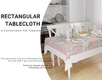 Rectangular Tablecloth Set