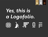 Letterforms, Monograms & Illustrated logos — Logofolio