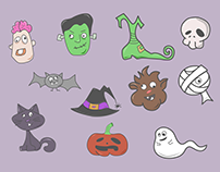 Freebie Halloween Icons