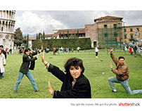 Shutterstock / You got the moves. We got the photo.