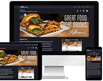 Maklemore's Ale House and Bistro Website